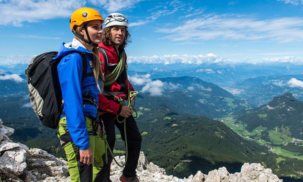 Wandern und Bergtouren beim Sommerurlaub in Kastelruth